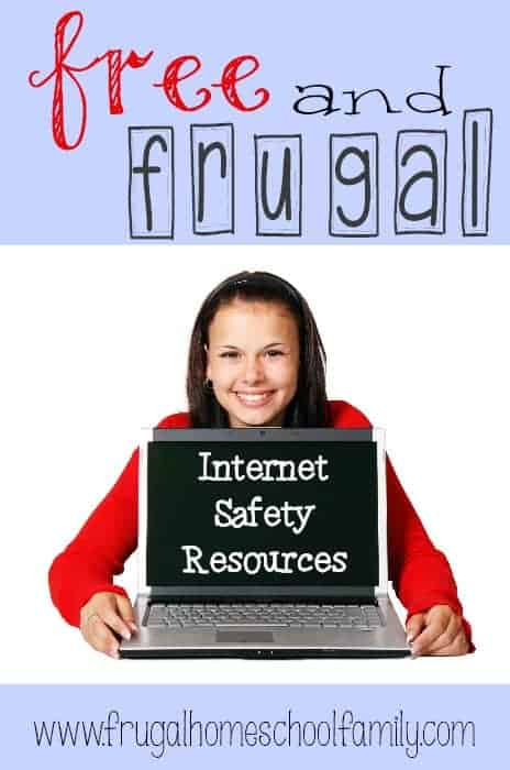 Free Frugal Internet Safety Resources For Kids Mom For All Seasons