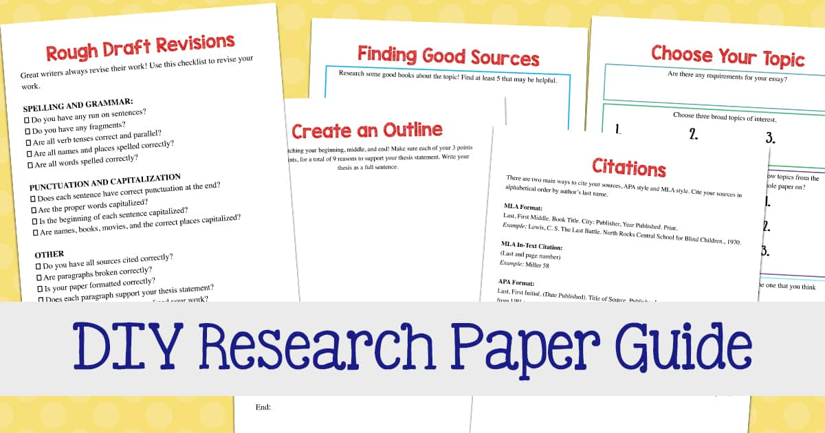 Outlines of thesis