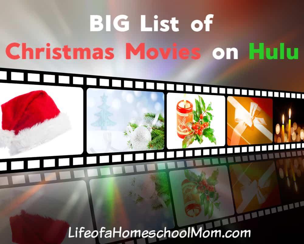 Big List Of Christmas Movies On Hulu Mom For All Seasons