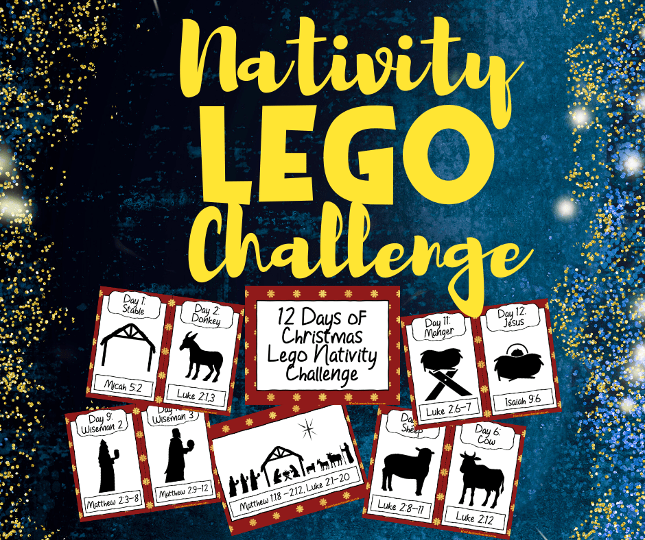 Nativity LEGO Challenge